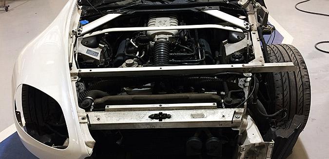 Car Body Shop Repair Stevenage