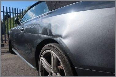 PAINTWORK REPAIR PROCESS AT FIX AUTO BLACKBURN