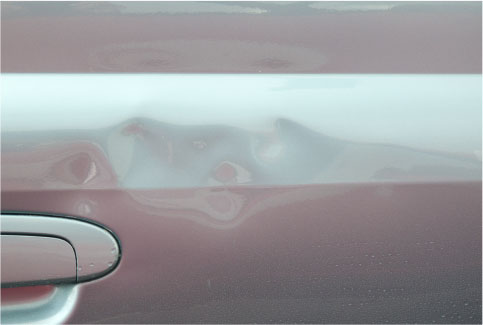 DENT REPAIR / PAINTLESS DENT REMOVAL