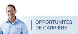 opportunites de carriere