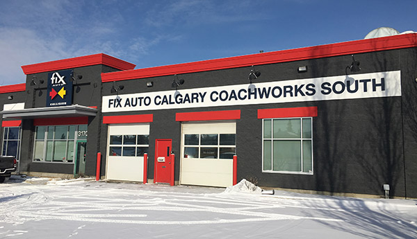 Calgary Coachworks South