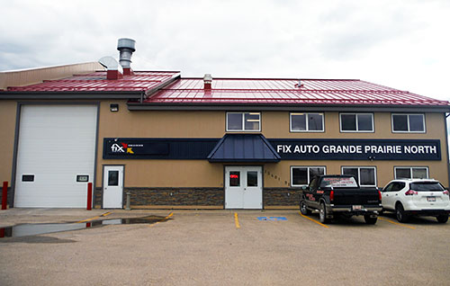 Grande Prairie North