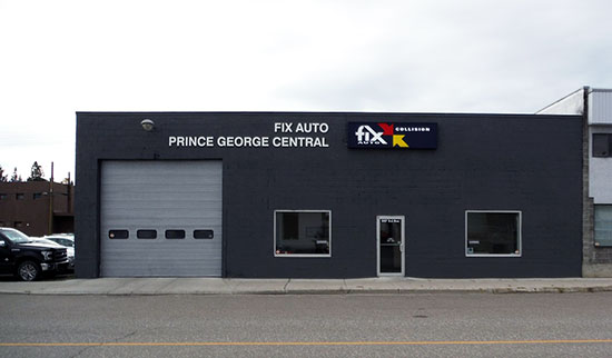 Prince George Central